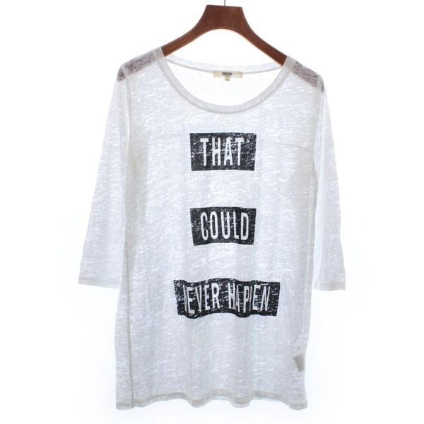 O.Z.O.C  / オゾック レディース Tシャツ・カ...