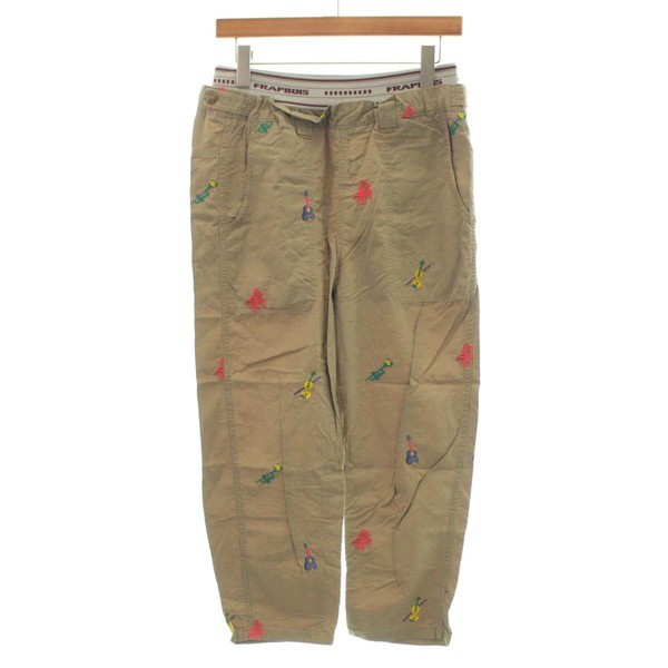 FRAPBOIS  / フラボア メンズ パンツ 色:ベージ...