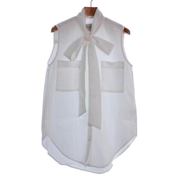 SEA / シー レディース シャツ・ブラウス 色:白 ...