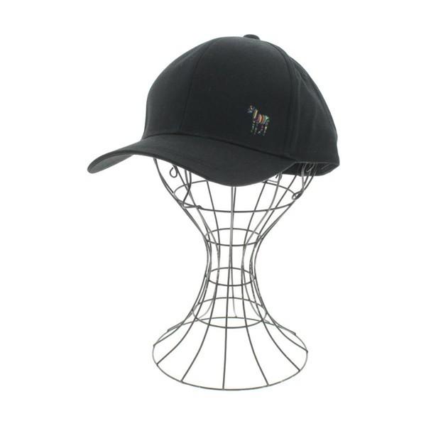 PAUL SMITH  / ポールスミス メンズ 帽子 色:黒 ...