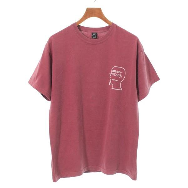 BRAIN DEAD / ブレインデッド メンズ Tシャツ・カ...