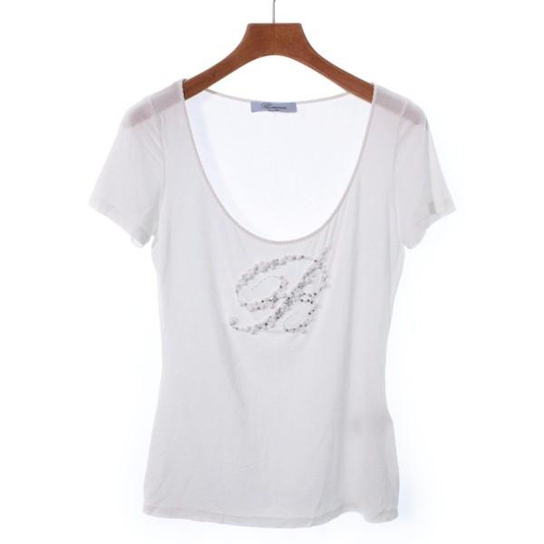 Blumarine  / ブルーマリン レディース Tシャツ・...