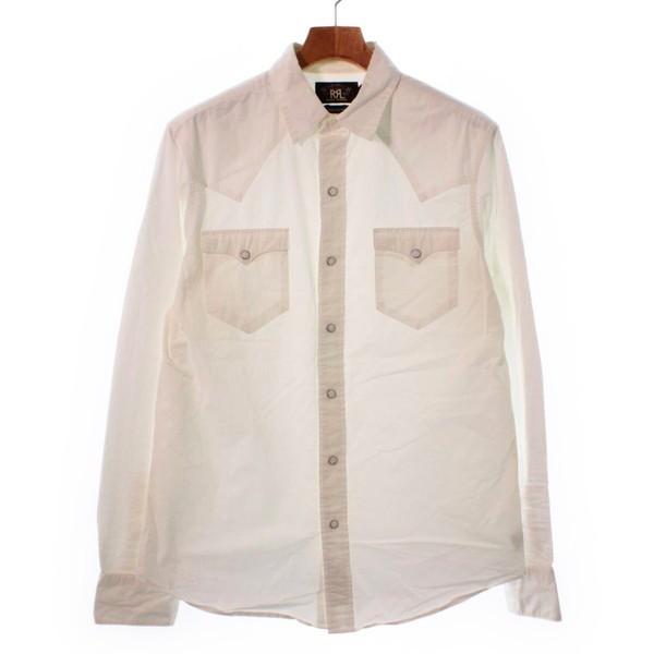 RRL  / ダブルアールエル メンズ シャツ 色:白 ...