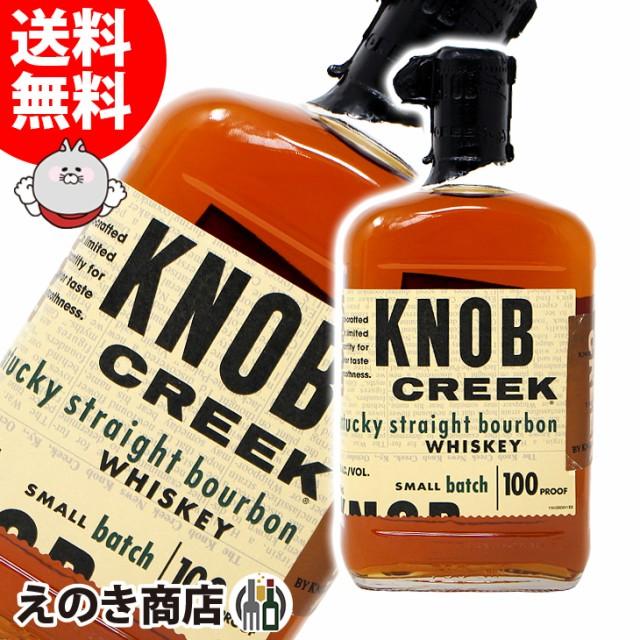 【送料無料】ノブ クリーク 750ml ウイスキー バ...