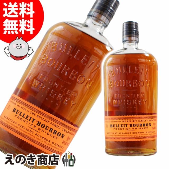 【送料無料】ブレット バーボン 700ml バーボン 4...