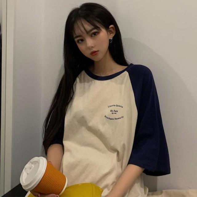 【レディース春夏】個性的 原宿系 ストリート カ...
