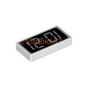レゴ LEGO パーツ ばら売り タイル1×2(デジタル...