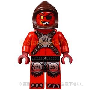レゴ LEGO  ミニフィグ ネックスナイツ 人形:ア...