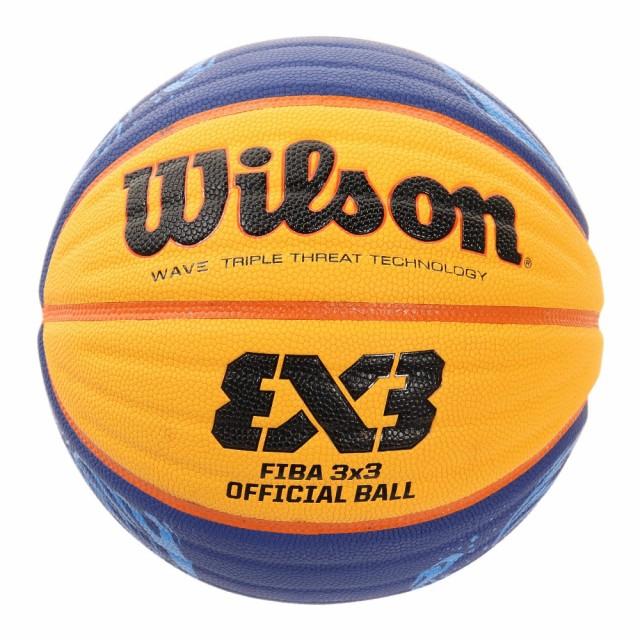 ウイルソン(WILLSON)FIBA 3X3公式ゲームバスケッ...