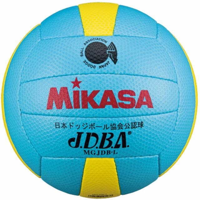 ミカサ(MIKASA)ドッジボール 3号 試合球 MGJDB-L(...