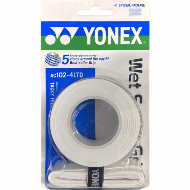 ヨネックス(YONEX)テニスグリップテープ ウエット...