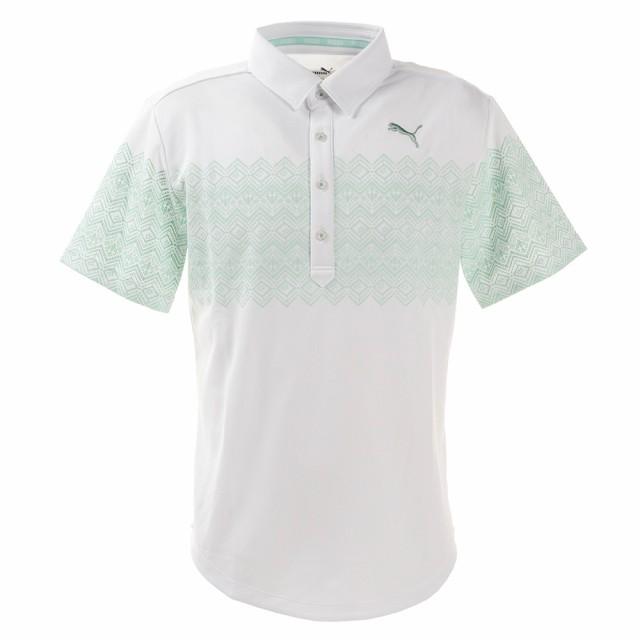 プーマ(PUMA)ポロシャツ メンズ ゴルフ トライバ...