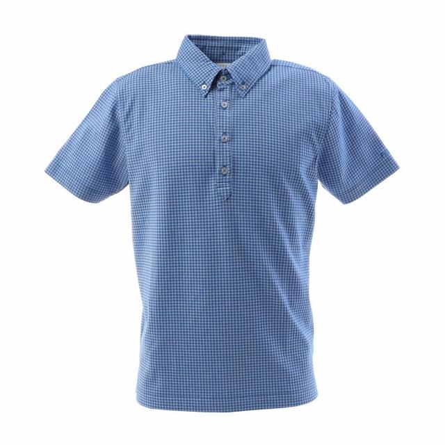 フィドラ(FIDRA)ゴルフ ポロシャツ メンズ チェッ...