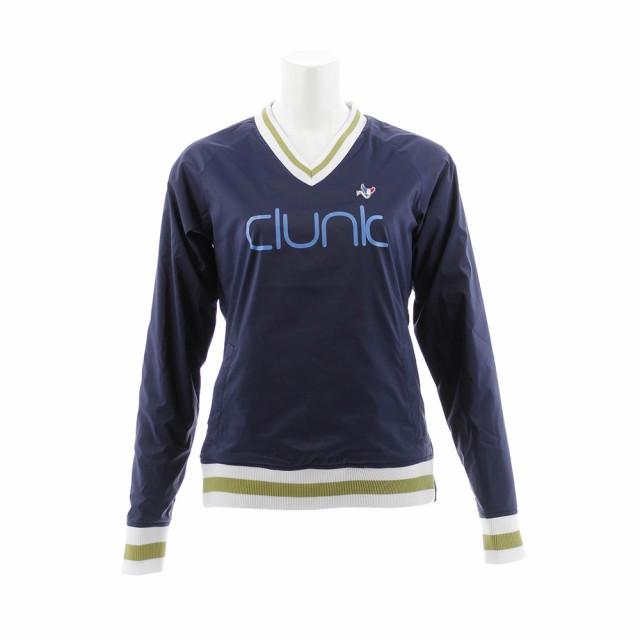 クランク(CLUNK)ゴルフウェア レディース アウタ...