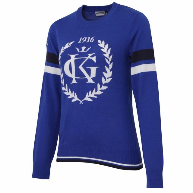 カッパ(Kappa)セーター KC862SW64 RB(Lady's)