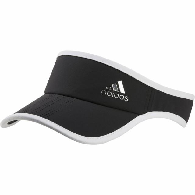 アディダス(adidas)シルバーロゴバイザー 22877-G...
