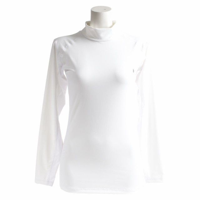 クランク(CLUNK)冷感ハイネックアンダーシャツ ...