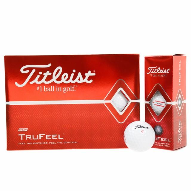 タイトリスト(TITLEIST)ボール  19 TRUFEEL T6034...