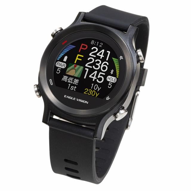 EAGLE VISION ゴルフナビ 腕時計タイプ イーグル...