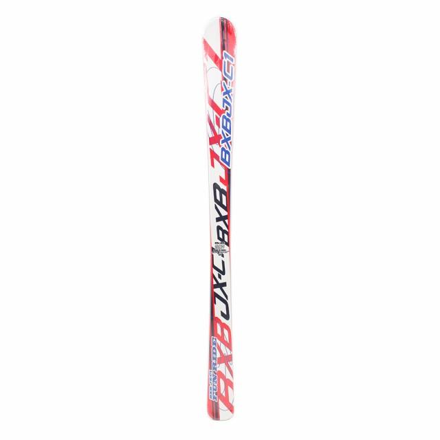 BXB ジュニア スキー板 16JX-C1 RED 128 16JX-C1 ...
