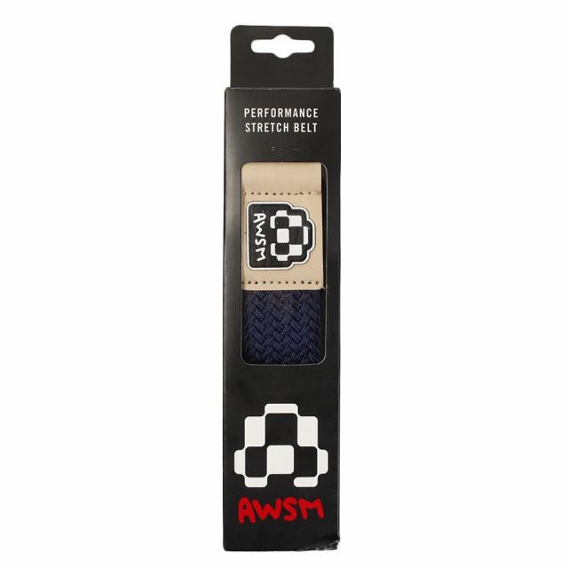 AWSM ベルト AW-NCL-NVY9 (Men's)