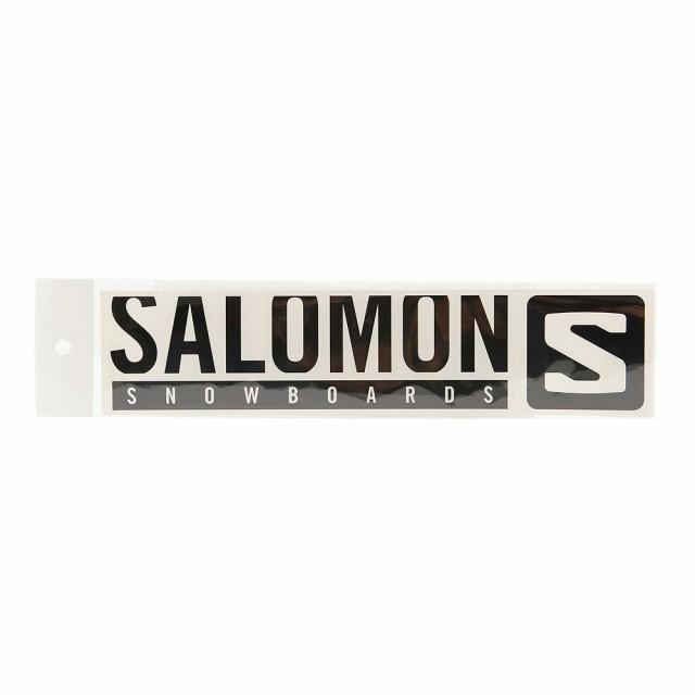 サロモン(SALOMON)SLMN STICKERS M BLK 394880 ...