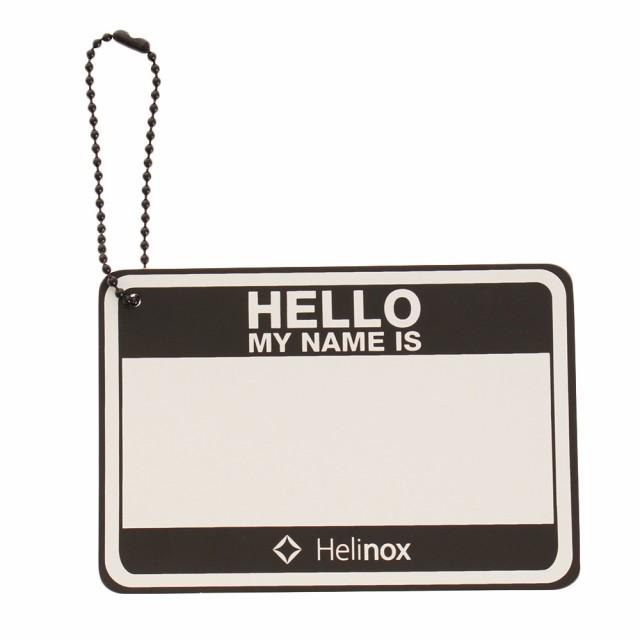 ヘリノックス(Helinox)Hello my name isパッチ ...