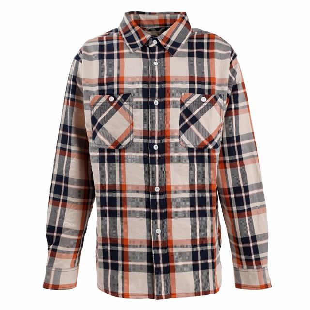 Slyde Vintage(Slyde Vintage)チェックシャツ ...
