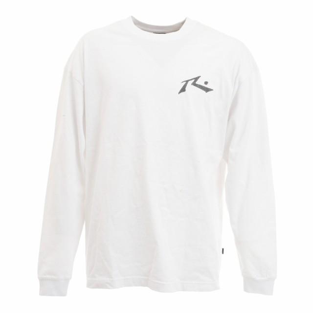 ラスティ(RUSTY)ロゴ 長袖Tシャツ 930070WHT (...