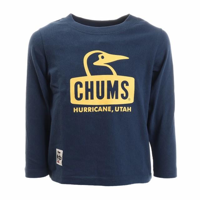 チャムス(CHUMS)キッズ ブービーフェイスロングス...