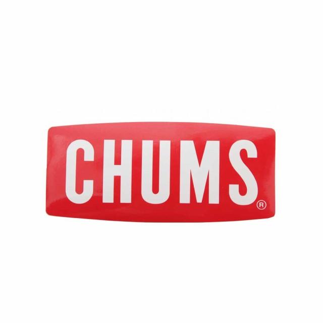 チャムス(CHUMS)STICKER CHUMS LOGO S シール CH6...