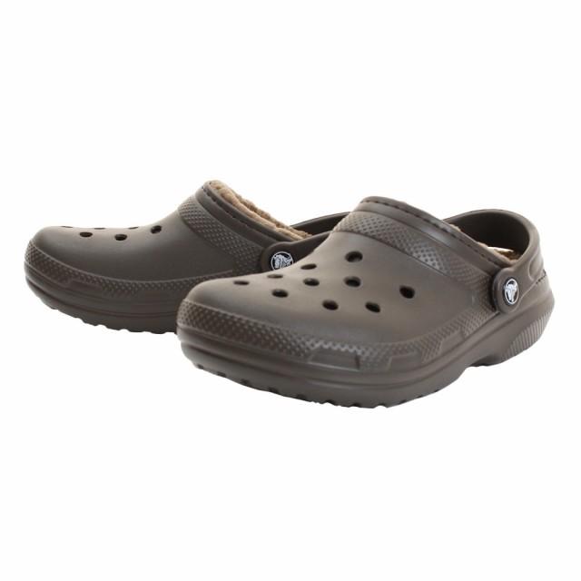 クロックス(crocs)サンダル クラシック ラインド ...
