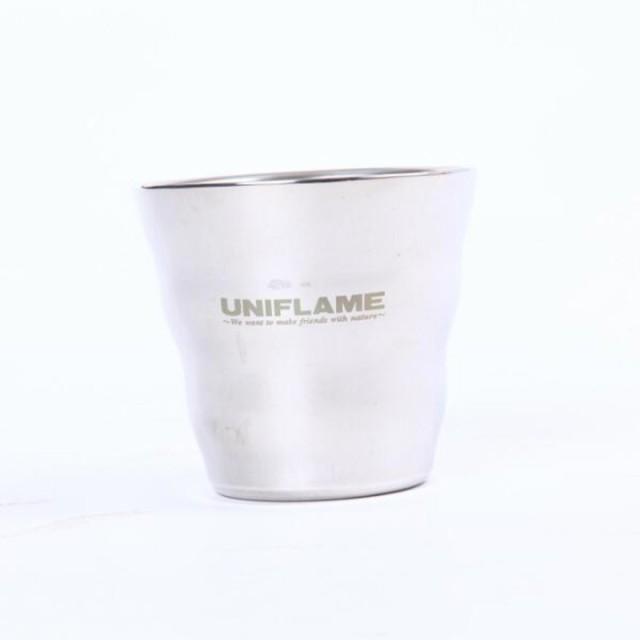 ユニフレーム(UNIFLAME)食器 ウエーブダブルマ...