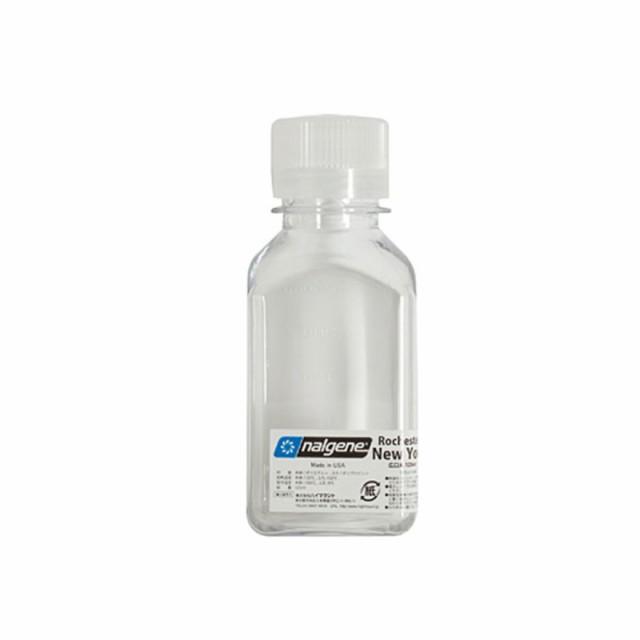 ナルゲン(nalgene)細口角透明ボトル 250ml 9110...
