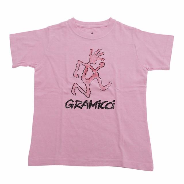 グラミチ(GRAMICCI)キッズ ランニングマン Tシ...