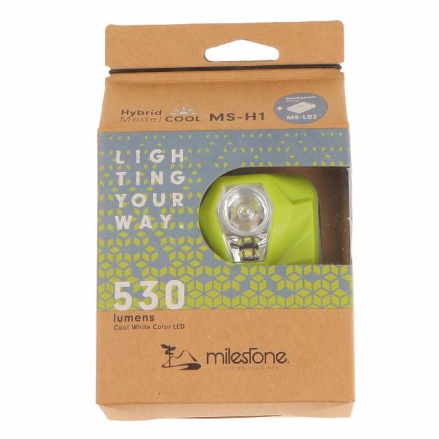 マイルストーン(milestone)LEDヘッドライト Hybri...