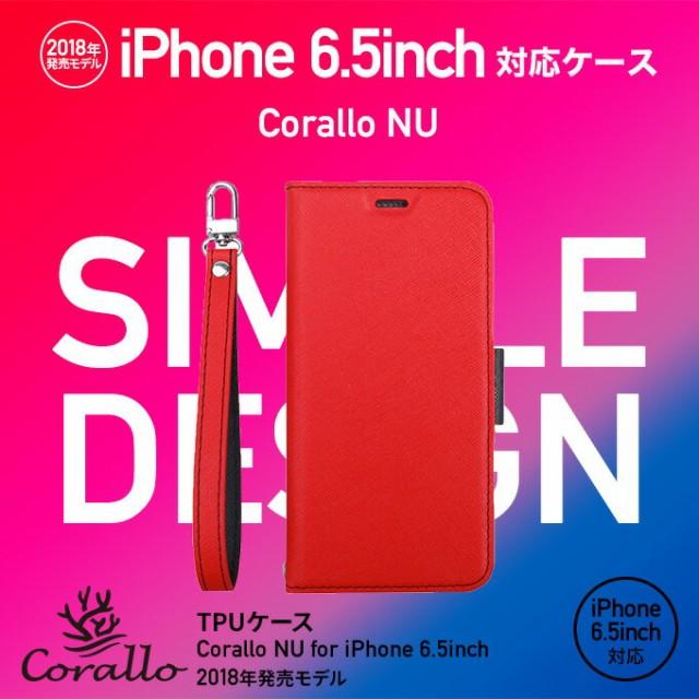 iPhone Xs Max ケース 手帳型 ストラップ 付き カ...