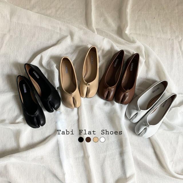 韓国 ファッション シューズ フラット パンプス ...