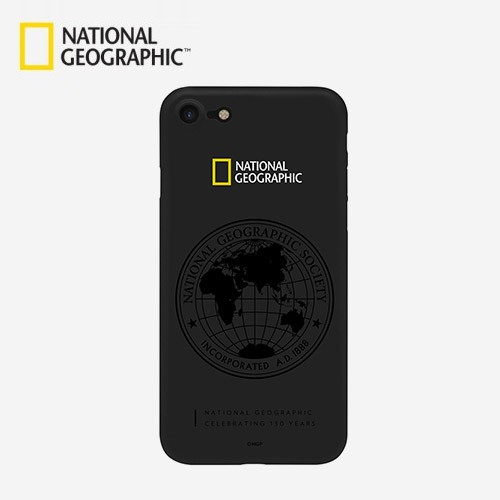 iPhone8 ケース iPhone7 カバー National Geograp...