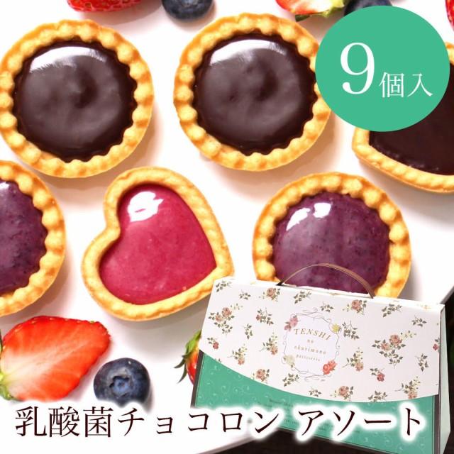 ホワイトデーお返し【乳酸菌チョコロン アソート9...