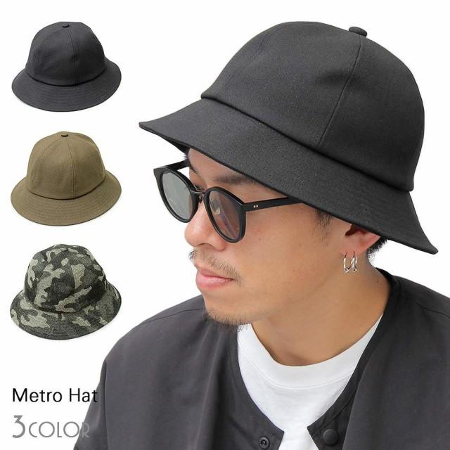 メトロハット バケットハット 帽子 メンズ キャッ...
