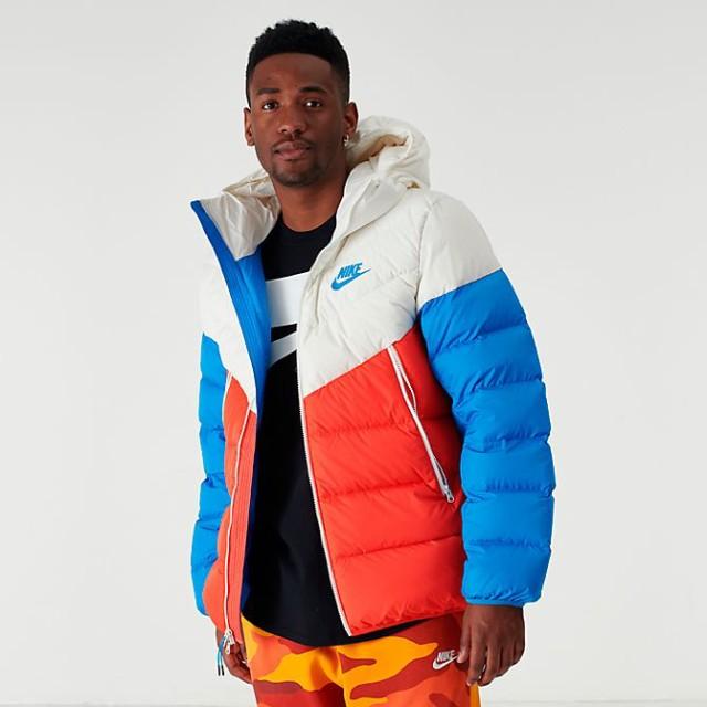 ナイキ メンズ Nike Down Fill Windrunner Jacket...