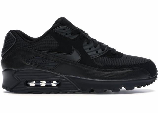 """即納 ナイキ メンズ Nike Air Max 90 """"Triple Bla..."""