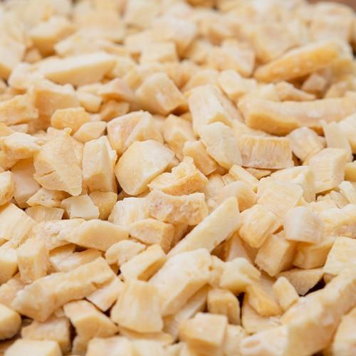 ナッツ 焼きココナッツ ロースト 皮なし  500g ポ...