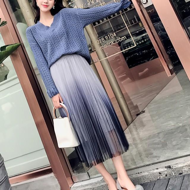 新作女性ファッション ワンピース 秋 韓国 ファッ...