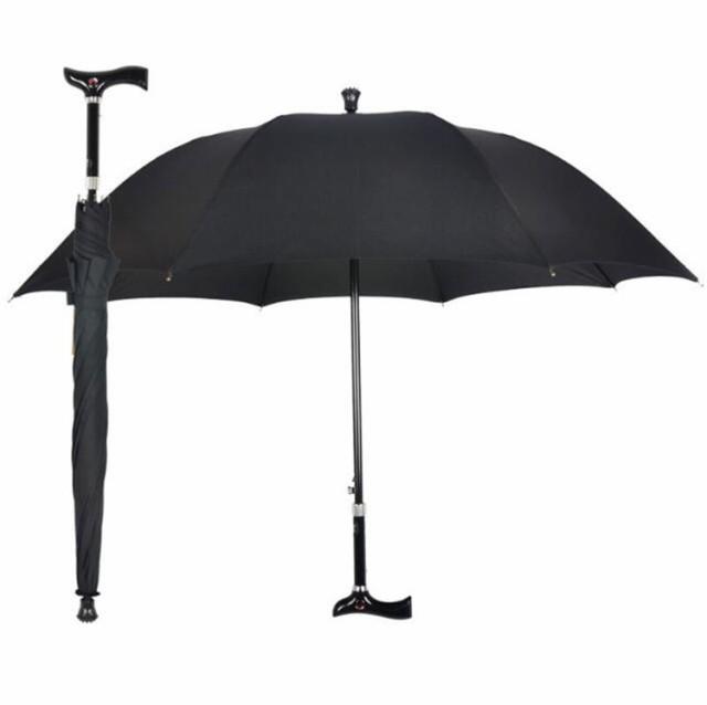 傘 杖 ステッキ 傘 長傘 かさ カサ 高級感 多用途...