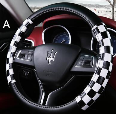 ハンドルカバー ファッション 軽自動車 普通車 兼...