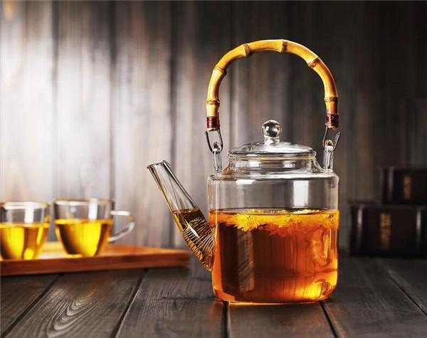 茶器 ガラス 上質 シンプル ティーポット ポット ...