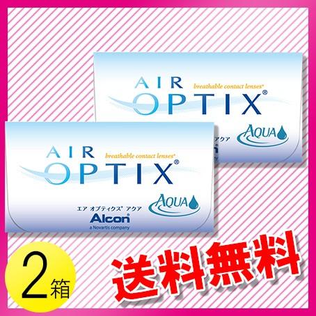 エア オプティクス アクア 6枚入×2箱 / 送料無料...