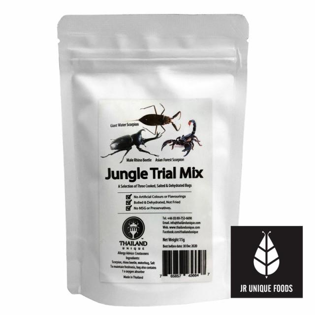 昆虫食 ジャングルトライアルミックス3 11 タイラ...
